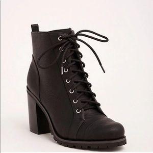 Torrid Lace Up Combat Boots